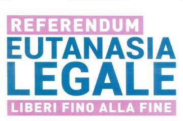 Referendum abrogativo per l\'introduzione dell\'Eutanasia Legale
