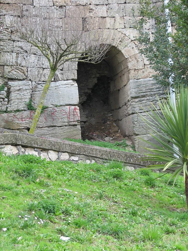 Porta Stupa o Ponterola